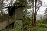 Toilet on Brown Mountain, in southern NSW, in running for international award