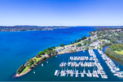Two NSW marinas hit the market