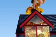 Mortgage defaults climbing
