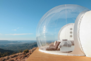 Australia's first bubble tent spot is perfect for stargazing