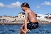 Exceptional heat lifts ocean temperatures off Australia