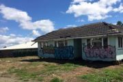 Anyone lost a house? Dump dumped in Auckland