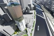Bold plan to create multi-age apartment towers in the city
