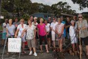 'World's whitest sand' tagline torments residents