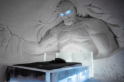 Game of Thrones hotel with dragons and whitewalkers opens in Finland