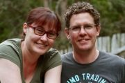 'It's a complete fairyland': The couple living in a World Heritage listed park