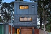 What's behind the facade of this ultra-modern inner west cottage?
