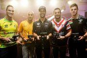 Pics: Ricciardo party