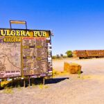 This roadhouse in the middle of Australia could be yours