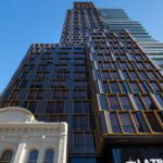 High cost of land forges award-winning Melbourne skyscraper