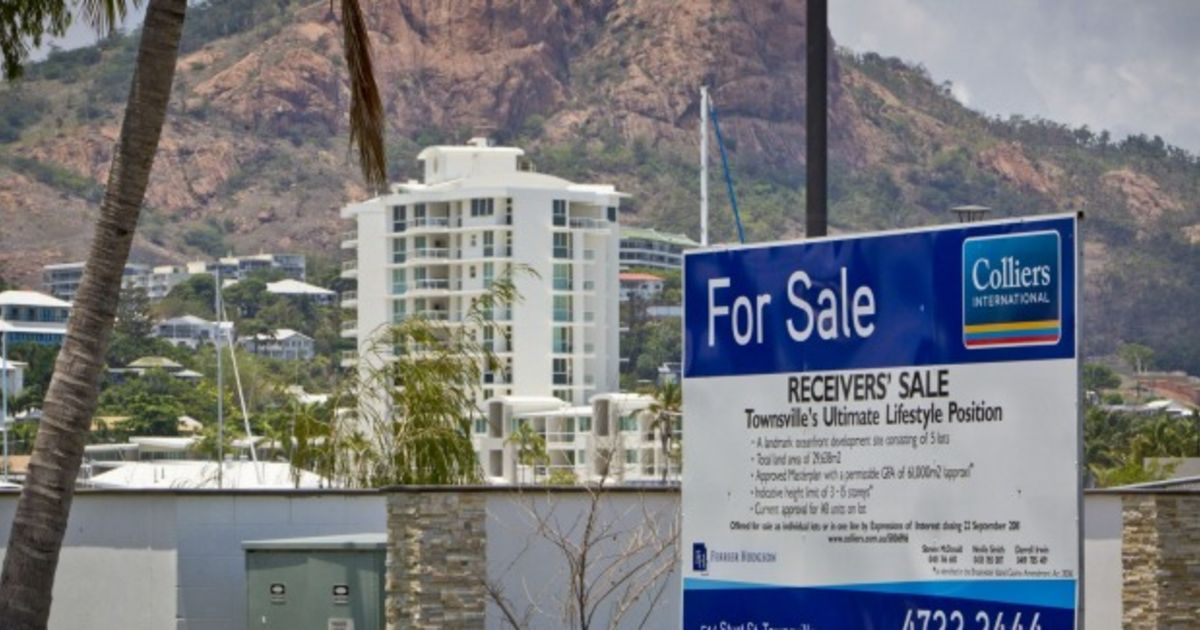 Townsville property prices at risk if nickel refinery shuts down