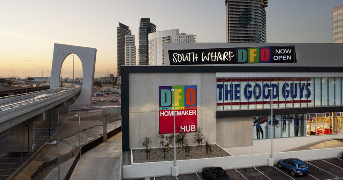 Offers DFO South Wharf   Direct Factory Outlets