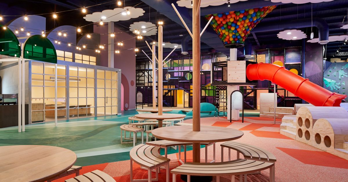 One Of Australia S Biggest Indoor Play Centres Is A Children S Wonderland
