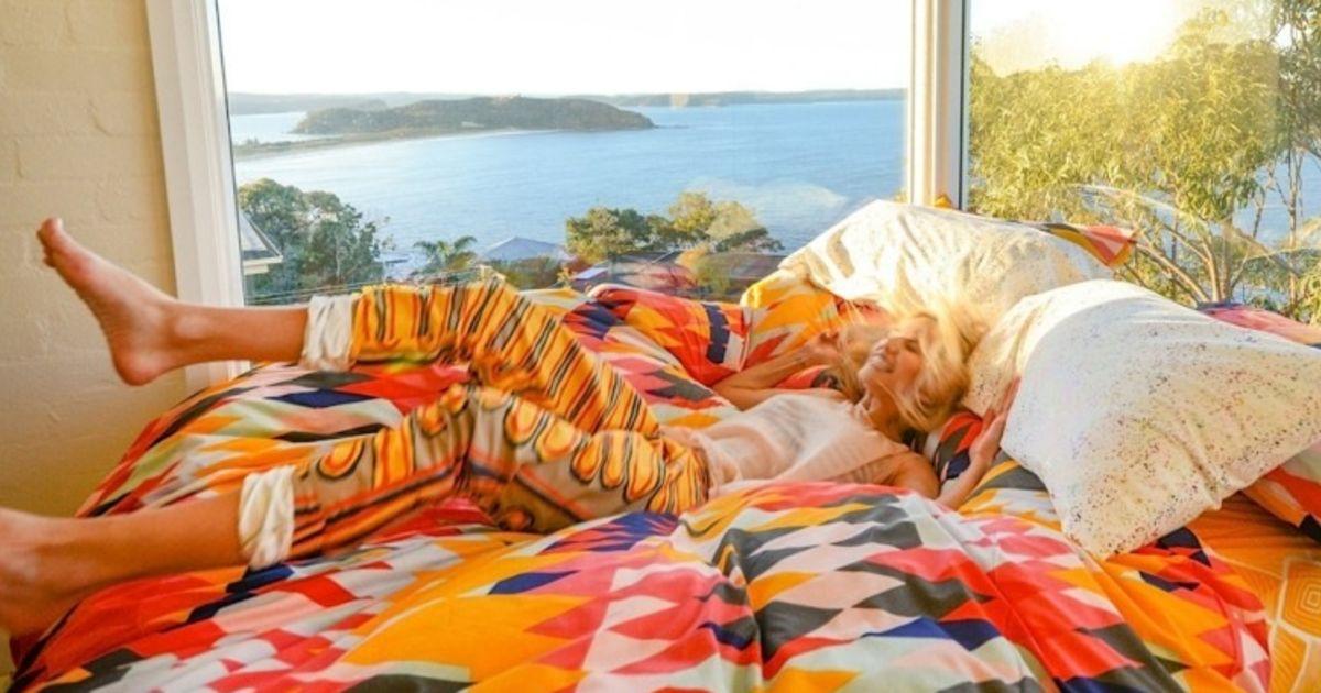 Six Beautiful Australian Bed Linen Brands