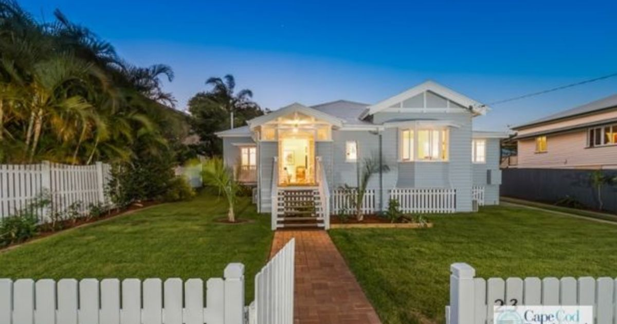 Brisbane house prices rise 4 5 per cent, median now nudging $550,000