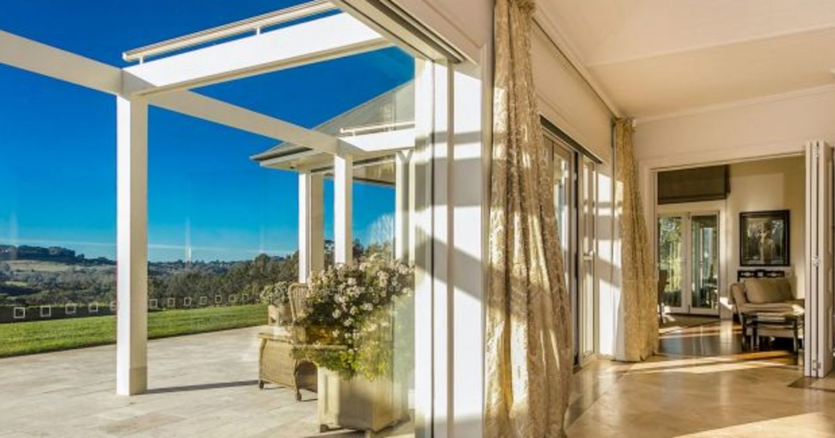 The Southern Highlands, where prestige property prices have risen 76