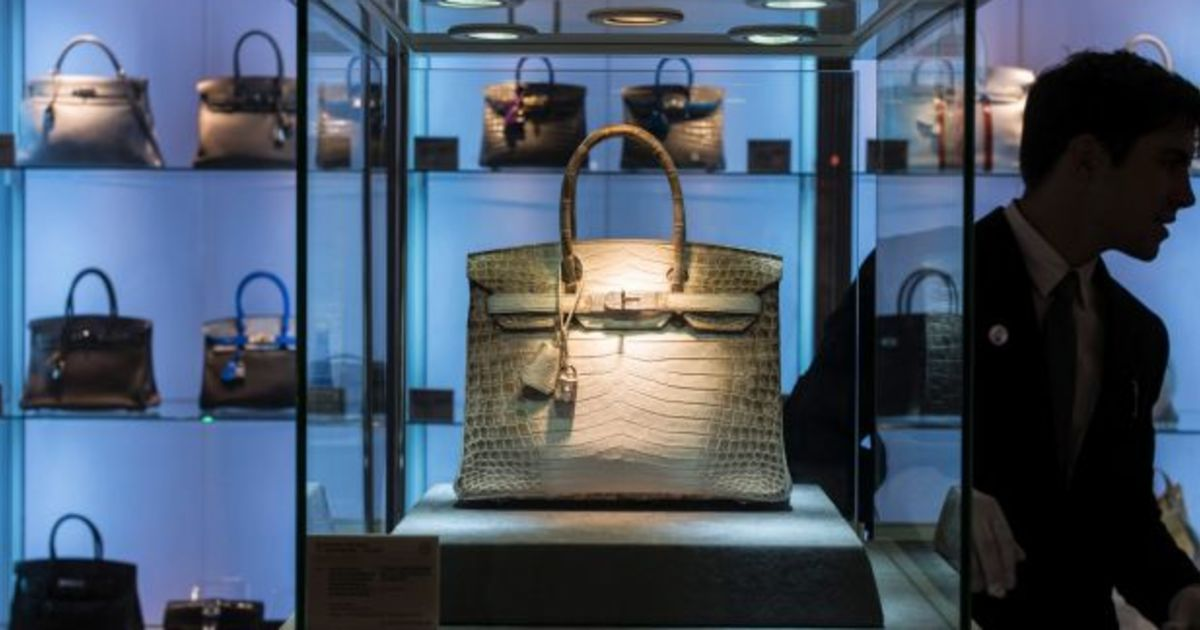9b54960fa4 High-end handbag or property purchase  Here s how the two investment  strategies stack up