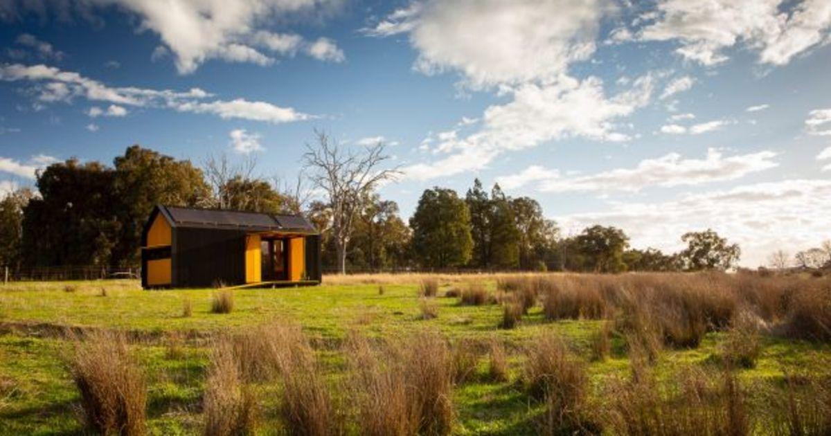 Tiny Home Designs Australia: Grand Designs Australia Host Peter Madison On The Tiny