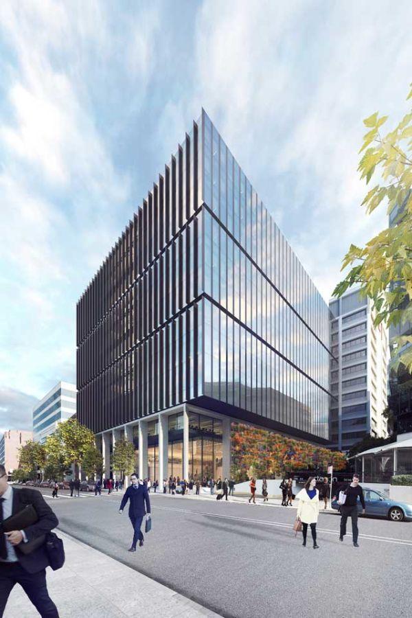 Parramatta building by DEXUS given the green light