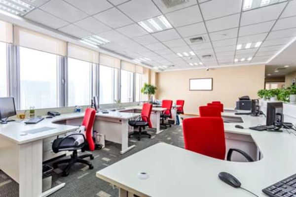 Getting more from your workplace design