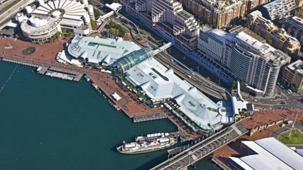 Office tower proposed as part of Harbourside Shopping Centre redevelopment