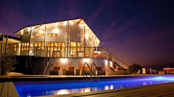 Luxury Kimberley resort Berkeley River Lodge for sale