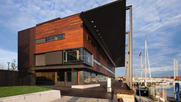 Alex de Rijke creates inspirational timber architecture
