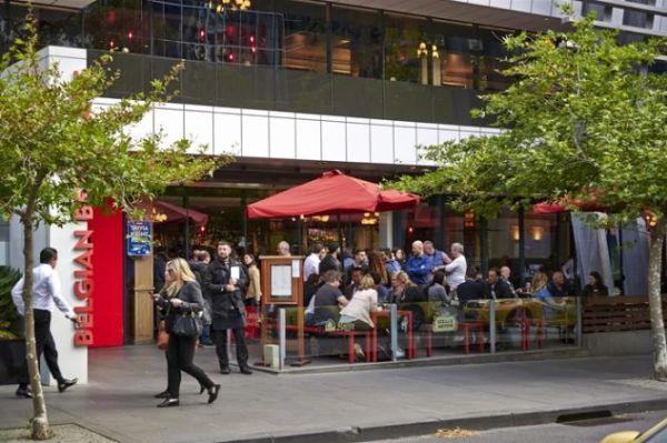 Belgian Beer Cafe at Melbourne