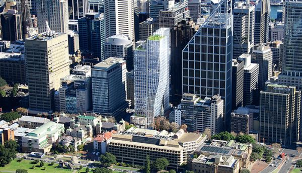 Martin Place office tower gets development approval