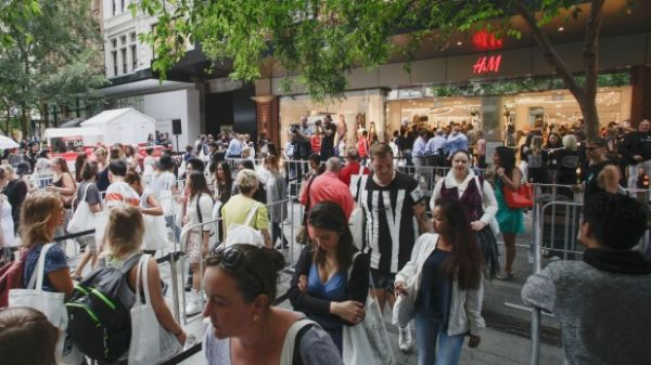 Could H&M, TopShop and Uniqlo be coming to Canberra?