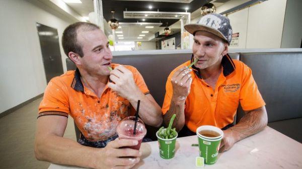 Highway health food chain takes on super servos