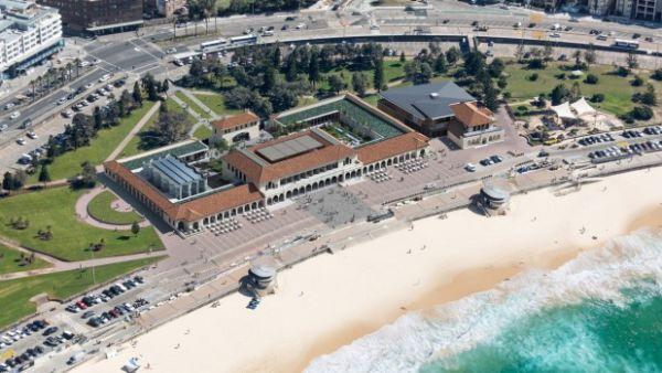 Bondi Pavilion readies for its grand redesign