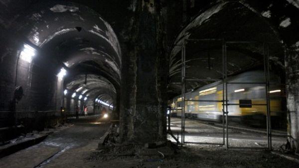 Subterranean Sydney: the city