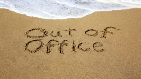 The out-of-office emails that don