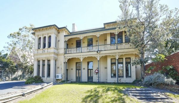 Colourful history revealed as landmark St Kilda mansion hits the market