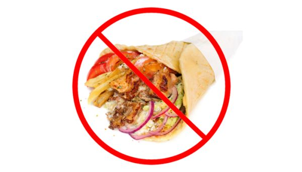Italian city burghers ban kebab shops and fast food outlets