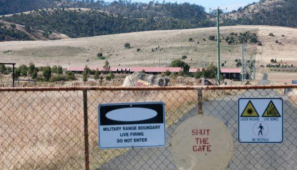 Former Pontville immigration detention centre is for sale