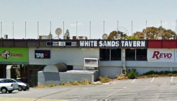 White Sands Tavern site in Scarborough is for sale