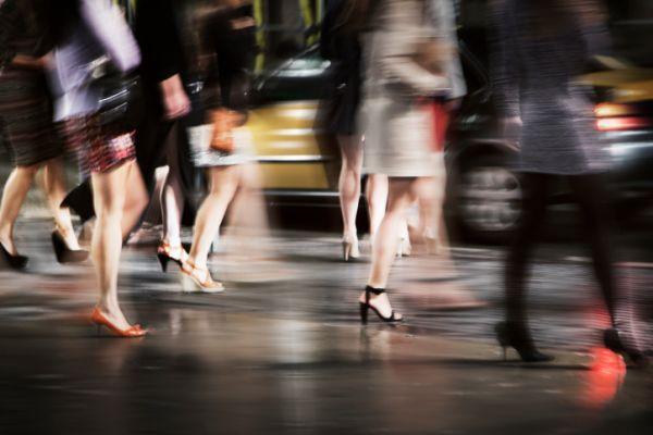 Design cities for women, says Sydney