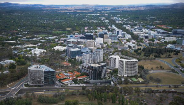Foreign buyers eye Canberra buildings, says Colliers