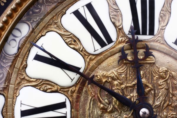 Clock stuck on commercial real estate prices