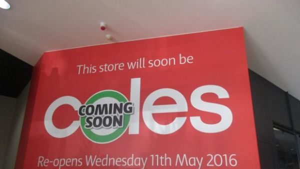 Supabarn Wanniassa store closes to reopen as Coles in May