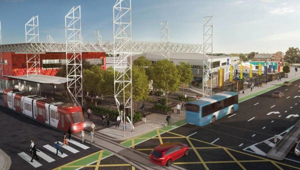 Light rail plan not what we signed up for, says Newcastle businessman