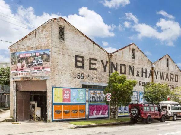 Key building activity signals commercial resurgence in Sydney