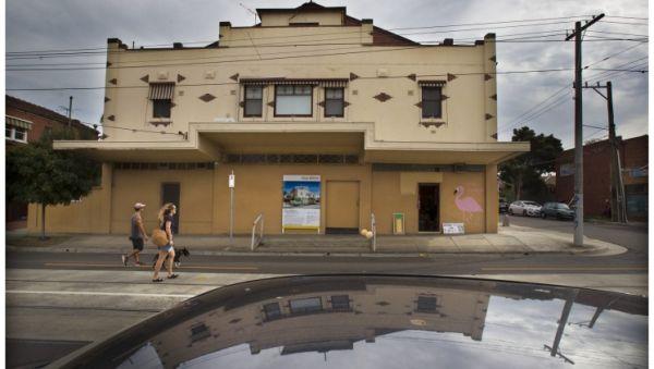 Historic Rivoli cinema in Preston for sale