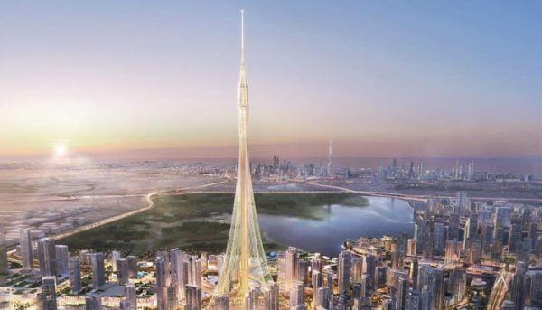 Burj Khalifa developer plans to build taller tower as gift for Dubai