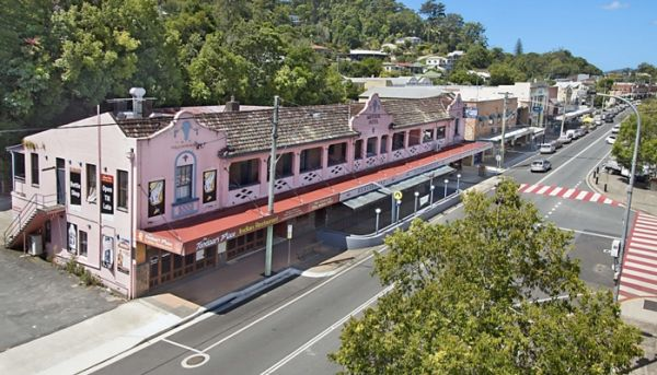 Purchaser has big plans for popular pink pub in Murwillumbah