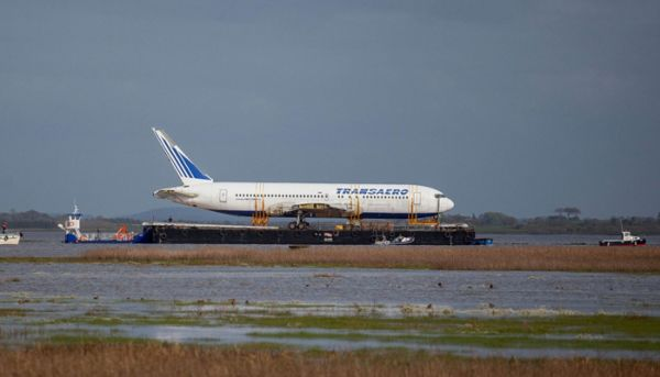 Glamping in an old Boeing 767 signals new phase in accommodation industry
