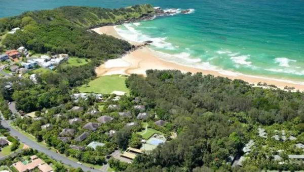 Coffs Harbour resort on the market - accommodation not included