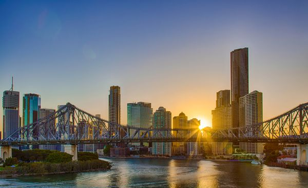 Queensland's property sector a bright light in state's post